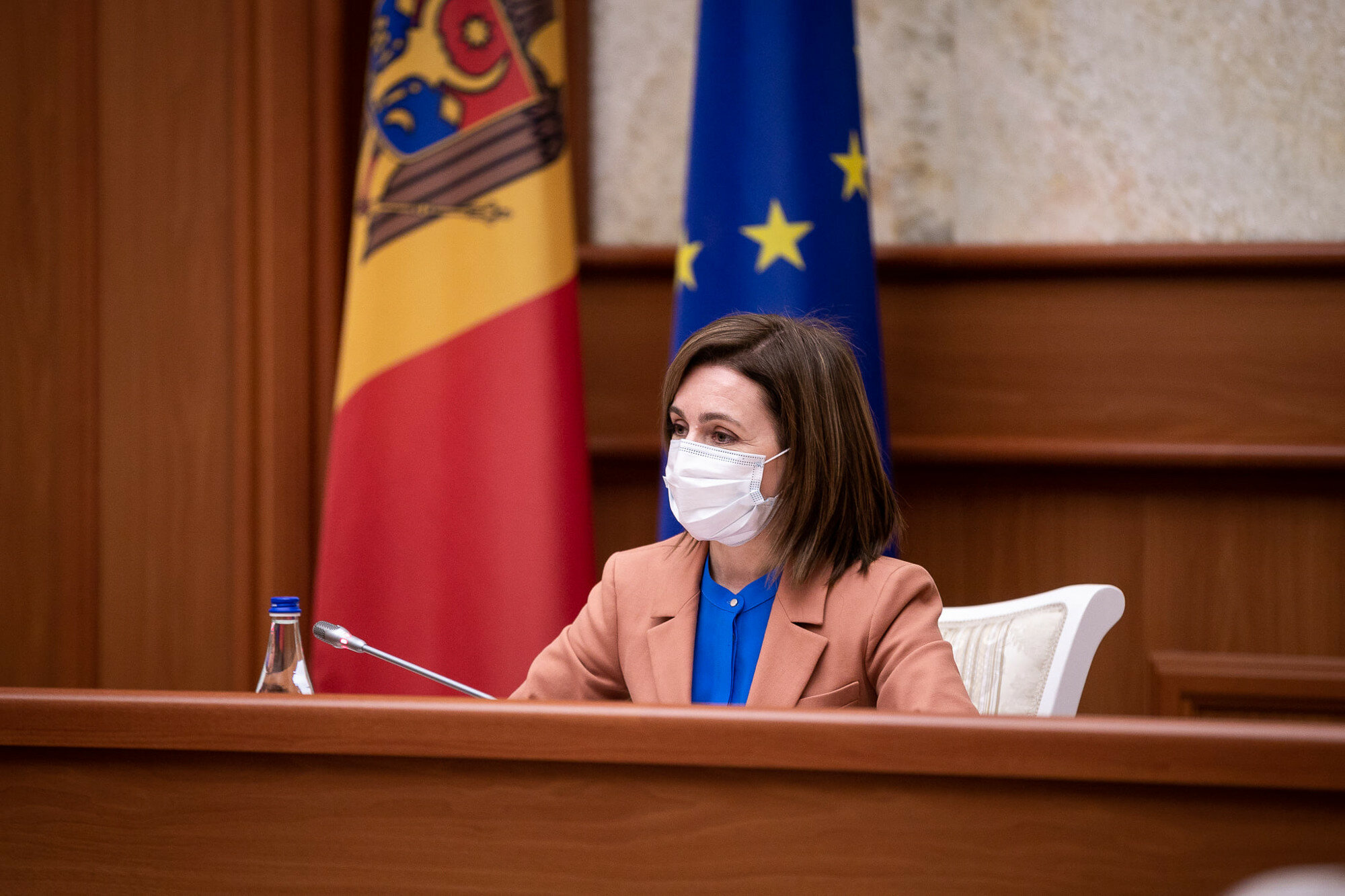 Санду: Граждане Молдовы могут въезжать в ЕС, но при одном условии