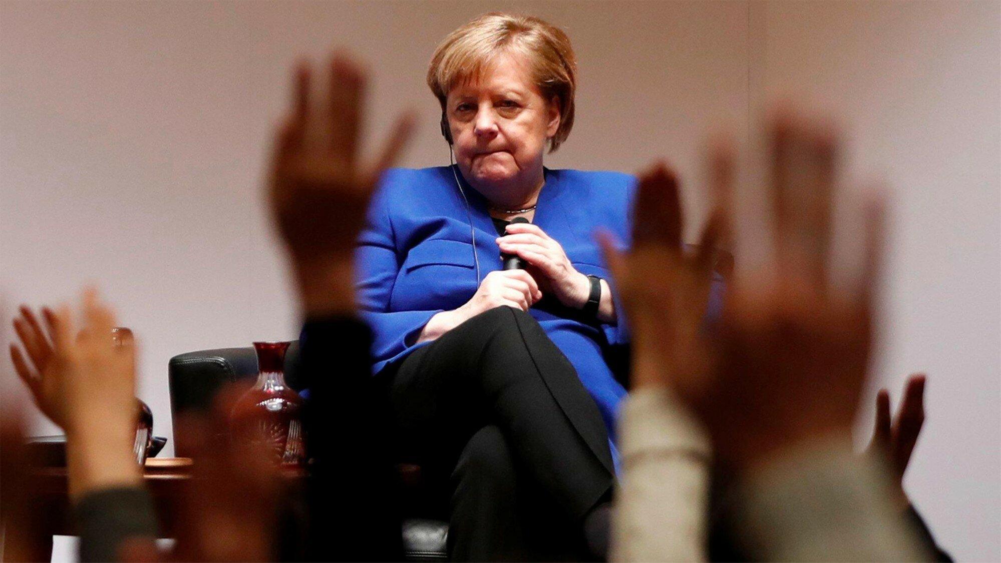 Локдаун на пороге, газ на год, Меркель на допрос — главное за 4 марта