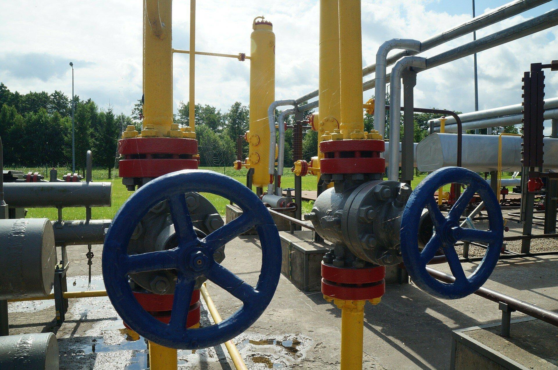 Транзит газа в Европу через Украину снизился