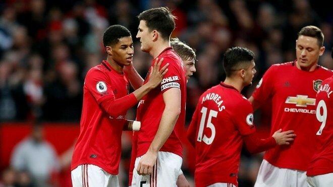 """Горячие парни: игроки """"Манчестер Юнайтед"""" поссорились во время матча"""