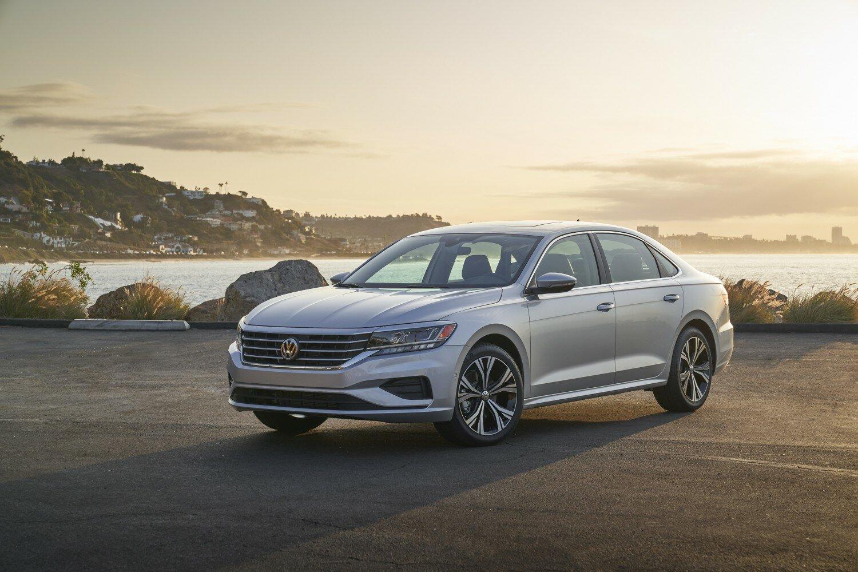 Volkswagen откажется от американского Passat
