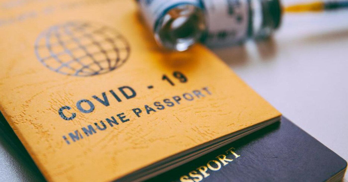 В ВОЗ выступили против COVID-паспортов для туристов