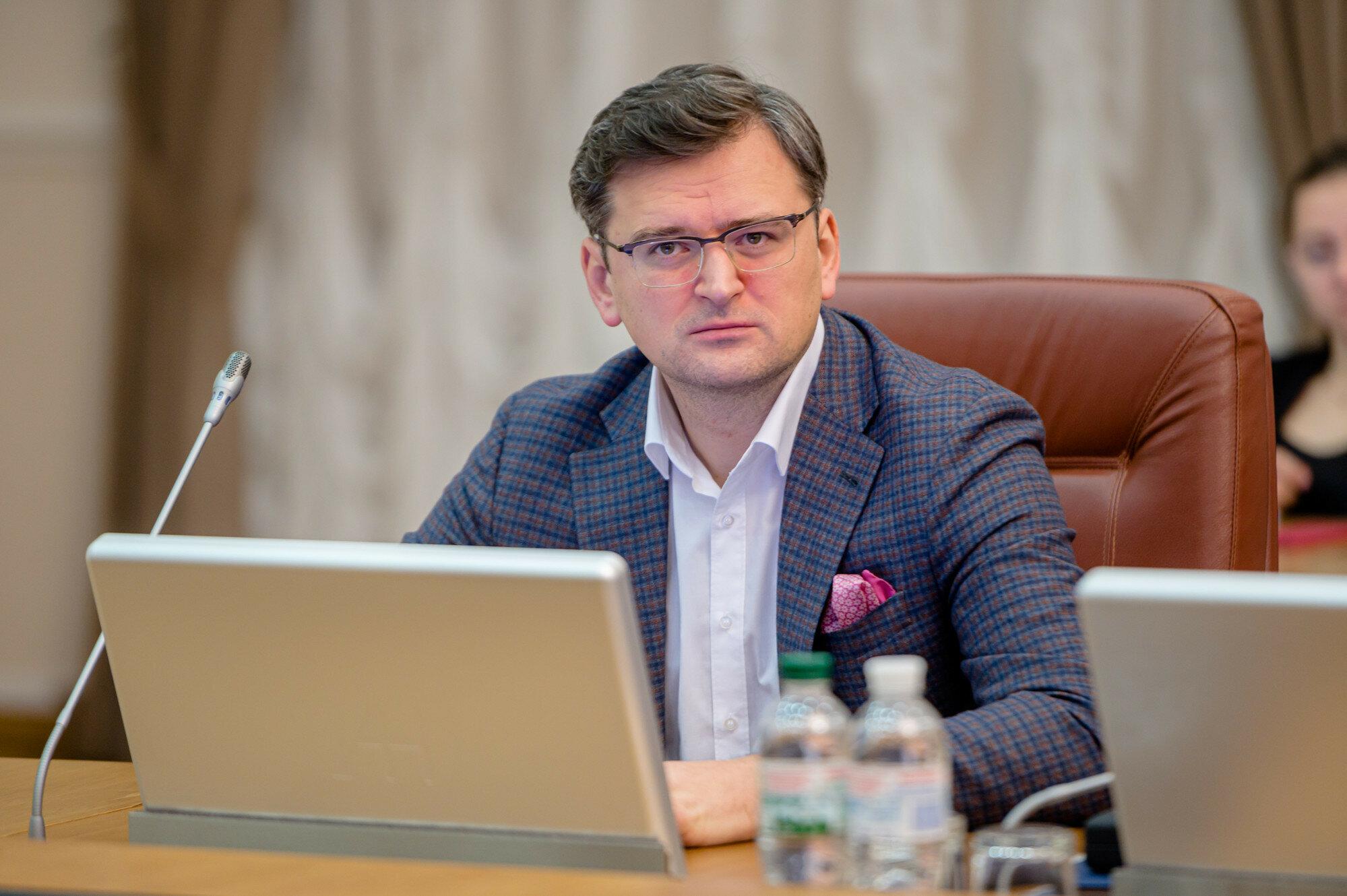 Кулеба заверил МИД Молдавии о непричастности Украины к похищению Чауса