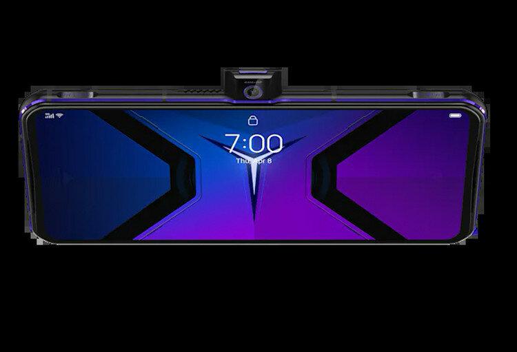 Lenovo представила игровой смартфон нового поколения