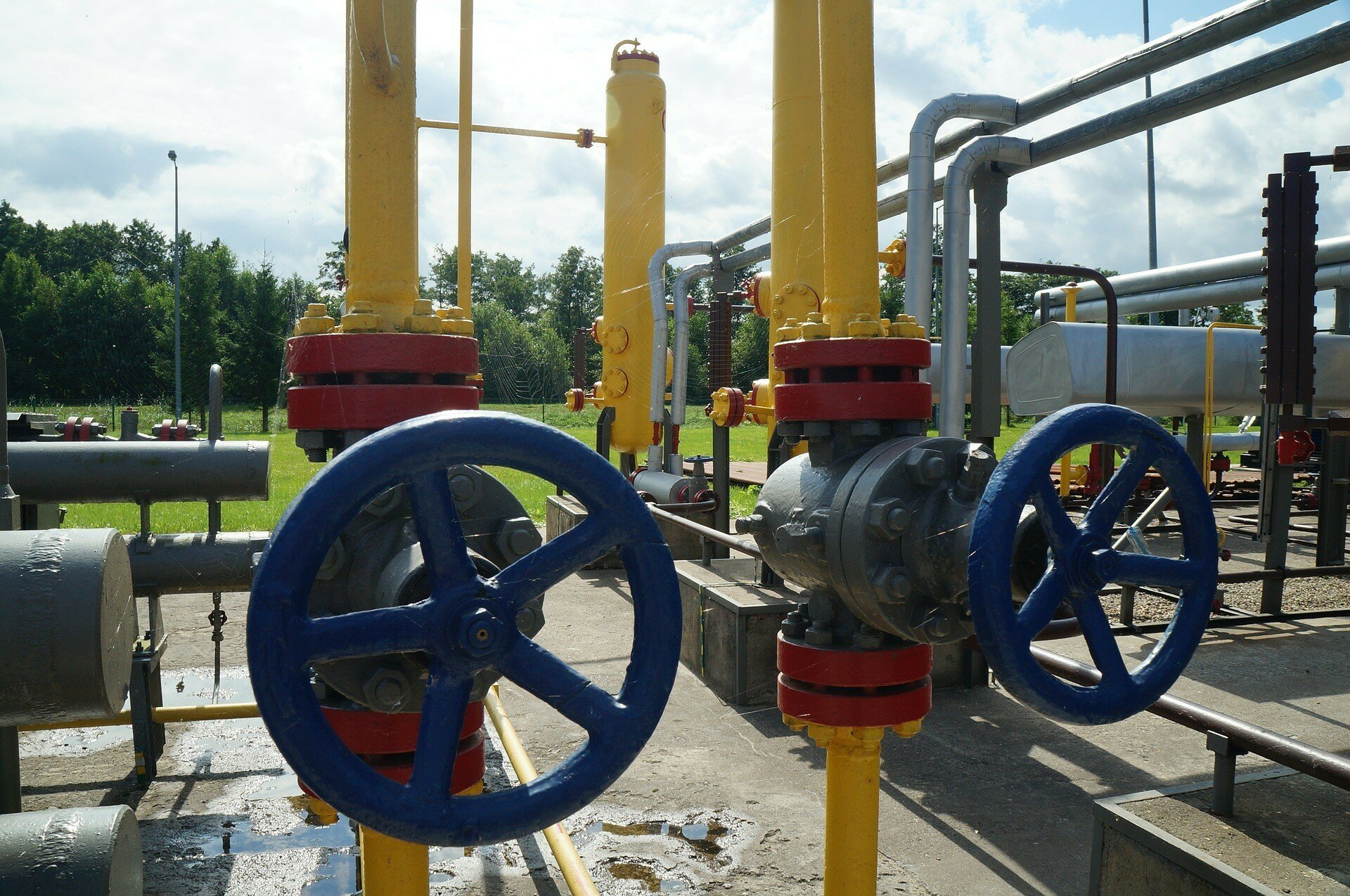 НКРЭКУ утвердила десятилетний План развития газохранилищ