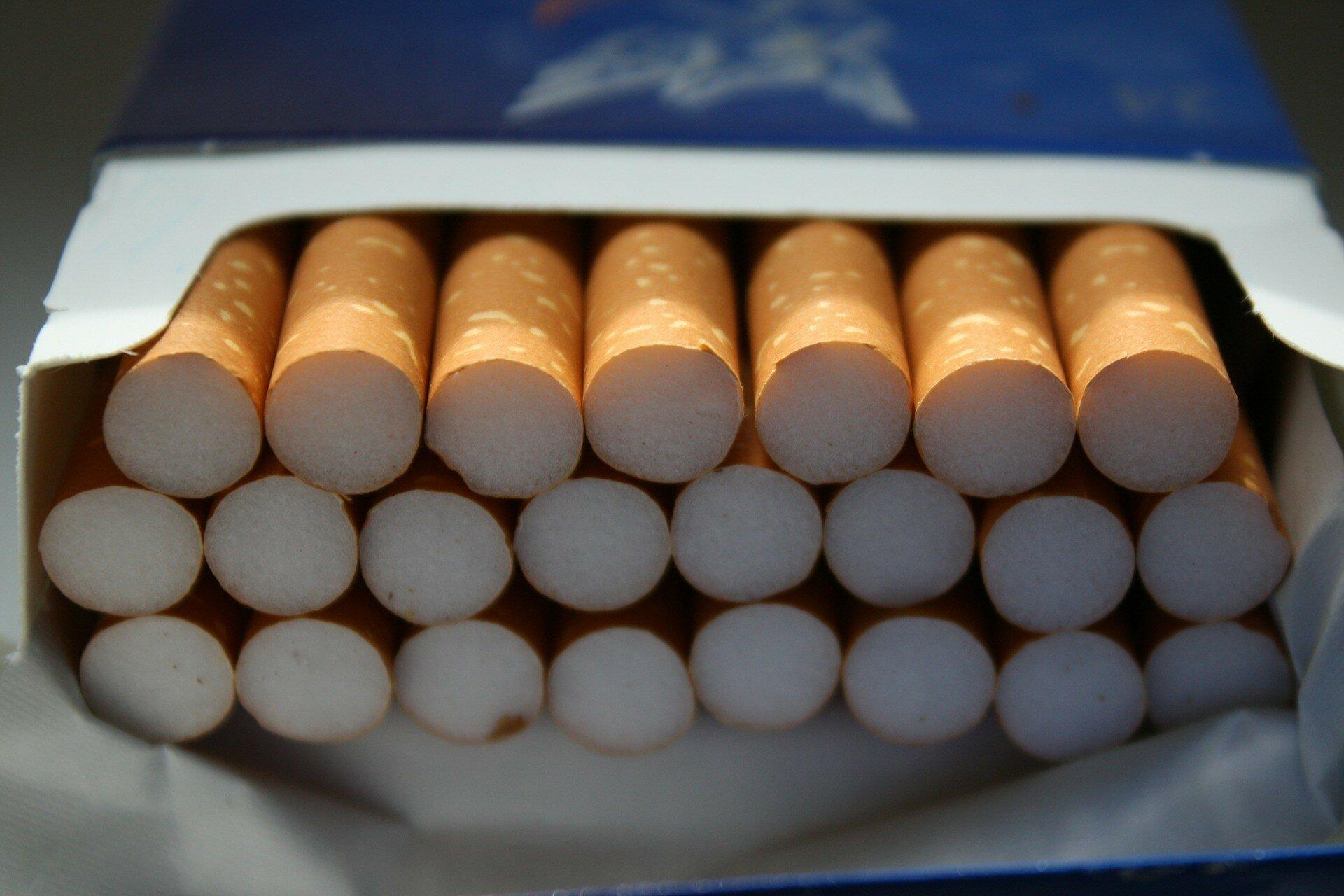 ГФС изъяла незаконных табачных изделий на 227 млн