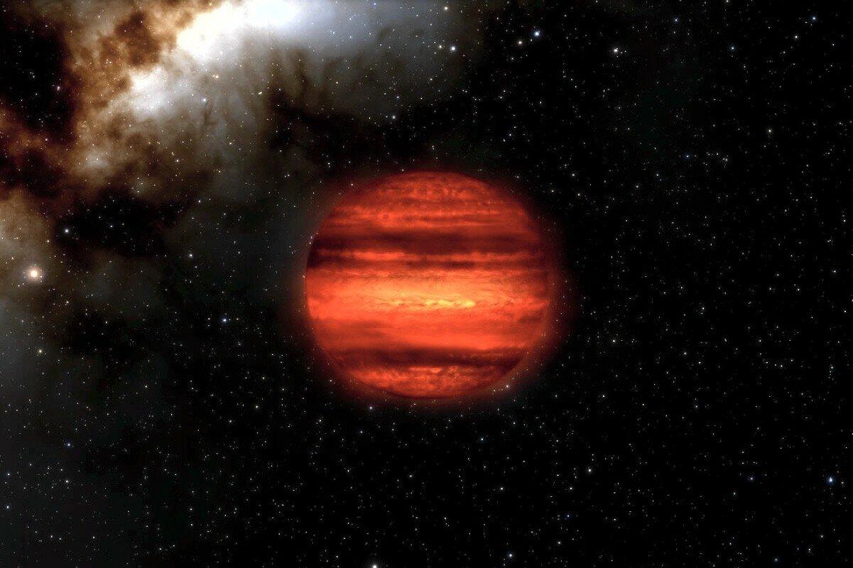 Астрономы открыли коричневые карлики с рекордно быстрым вращением