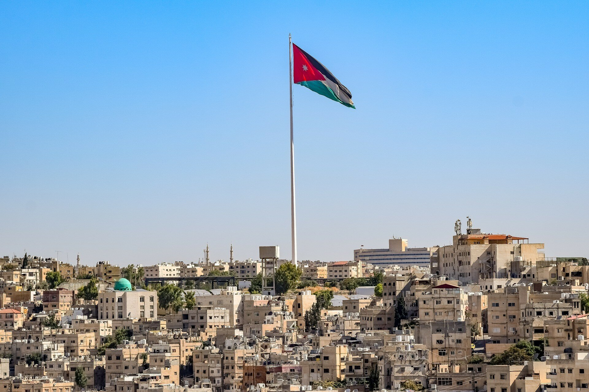 Король Иордании объявил о подавлении попытки переворота