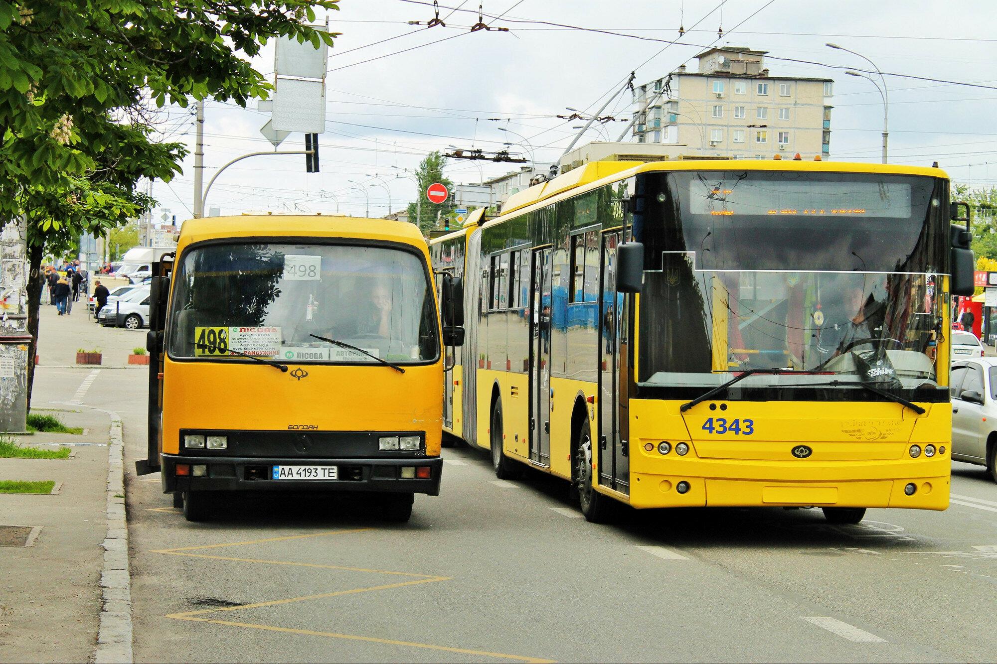 В Луцке полиция задержала пассажиров автобуса
