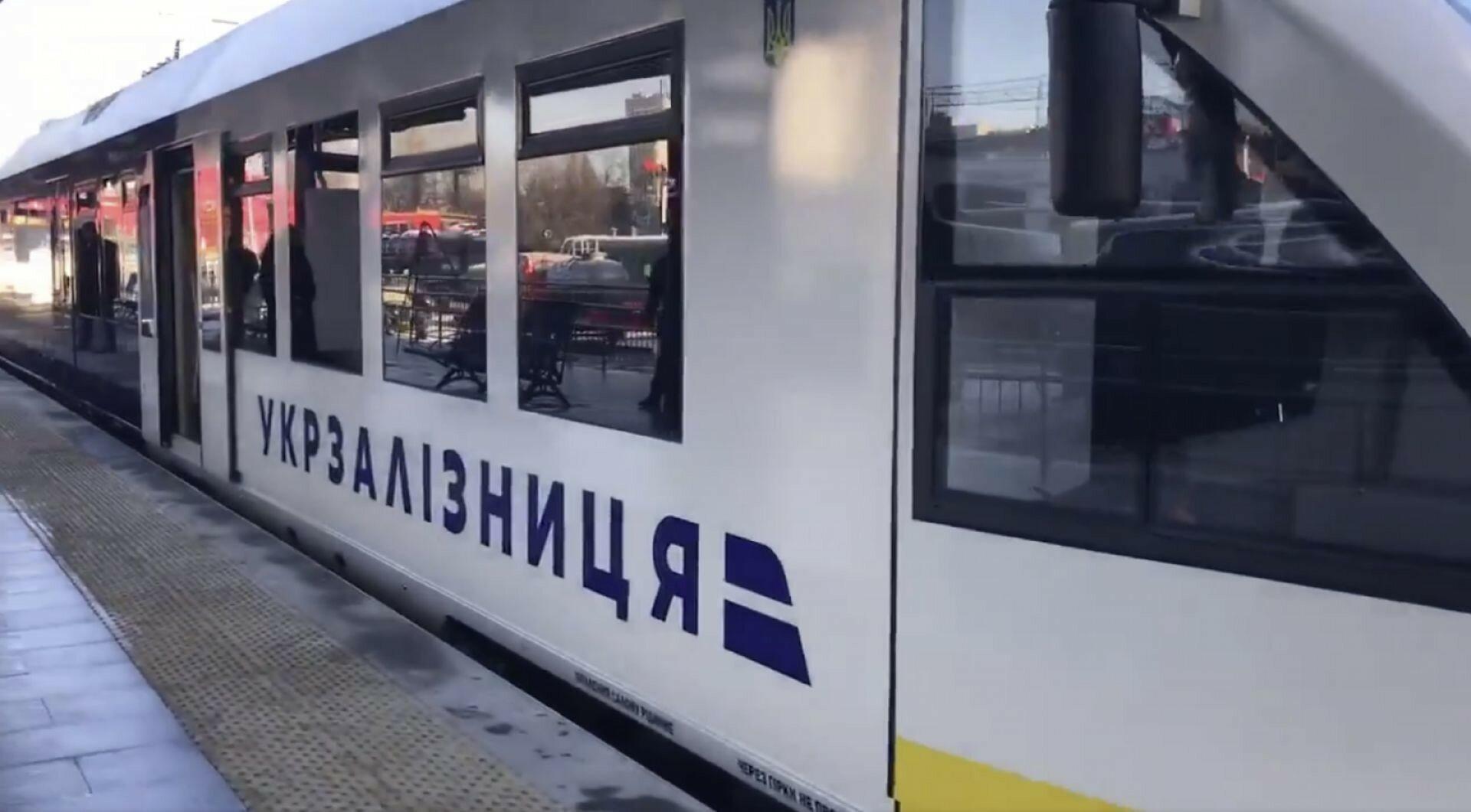 В УЗ решают, как быть с перевозками в Хмельницкой и Запорожской областях