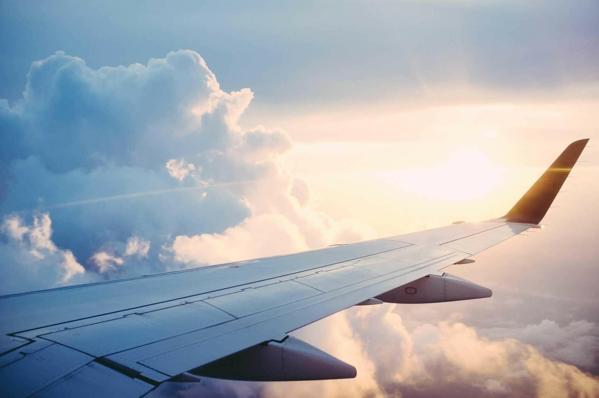 Украинские авиакомпании увеличили количество рейсов