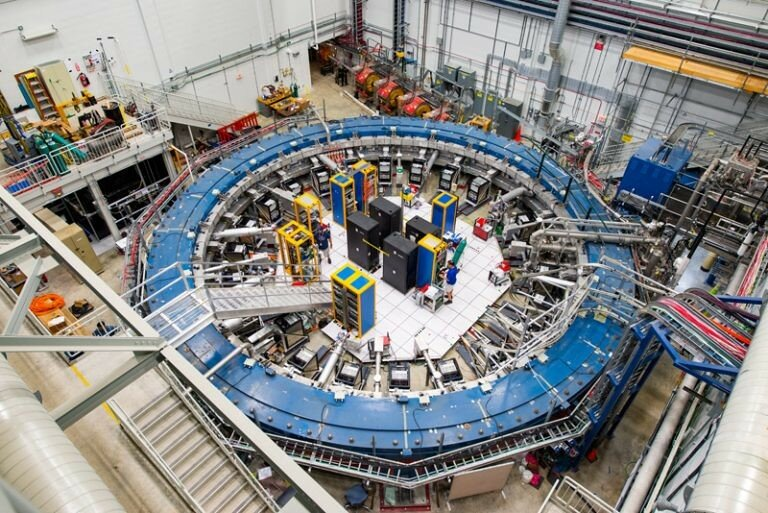 На реальность влияет нечто неизвестное: результат эксперимента Muon g-2