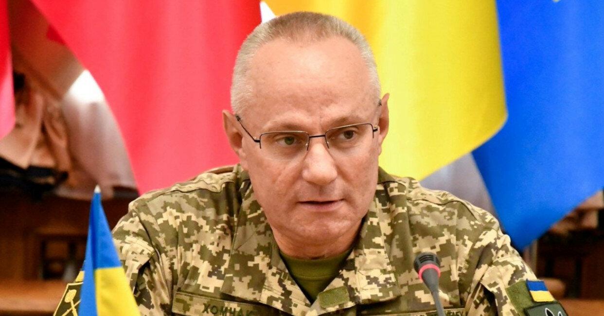 Хомчак призвал местные власти не создавать отряды добровольцев