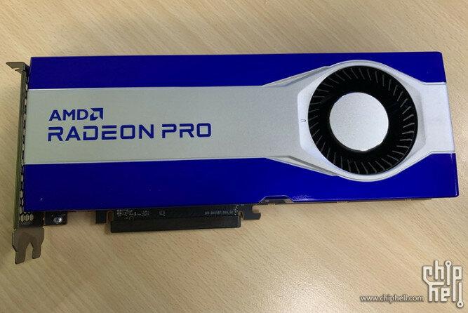 Появились первые изображения новой видеокарты AMD