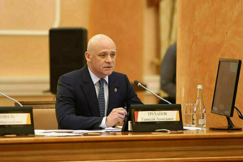 Мэр Одессы пригрозил нарушителям карантина отключением воды и света