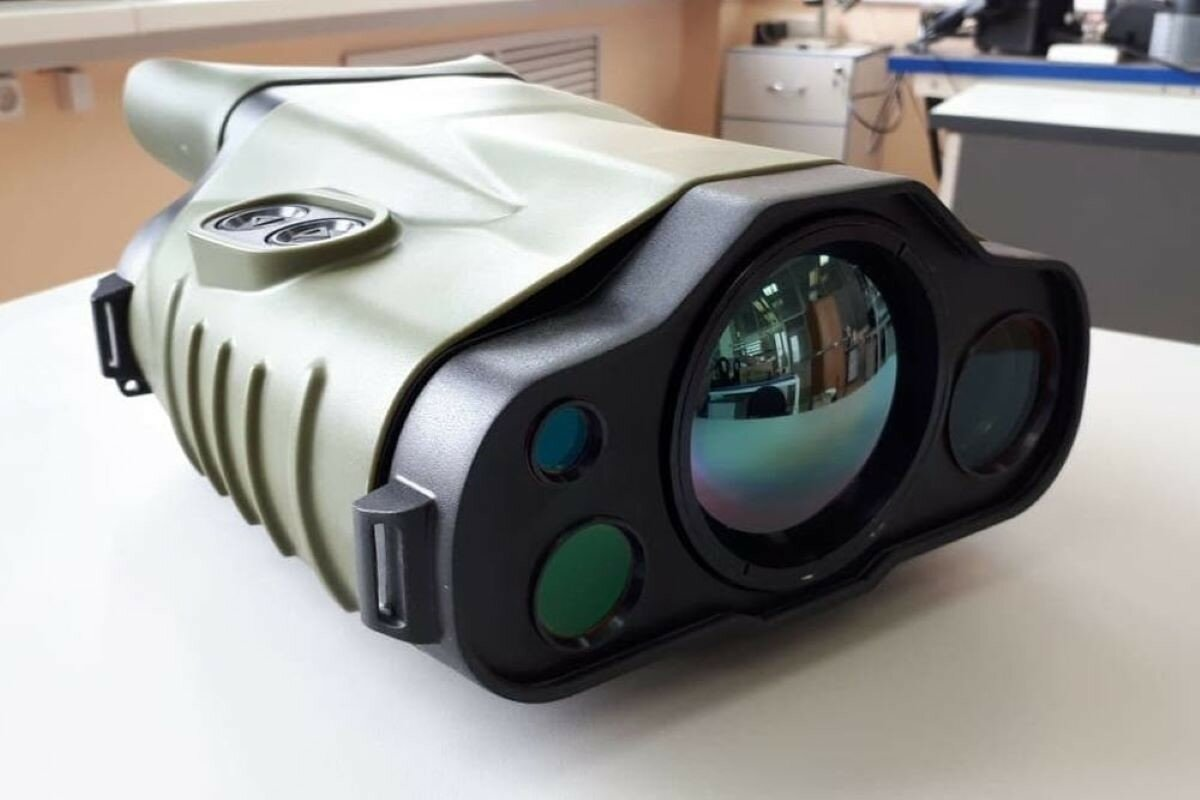 """Для спецназа создали универсальное """"всевидящее око"""""""