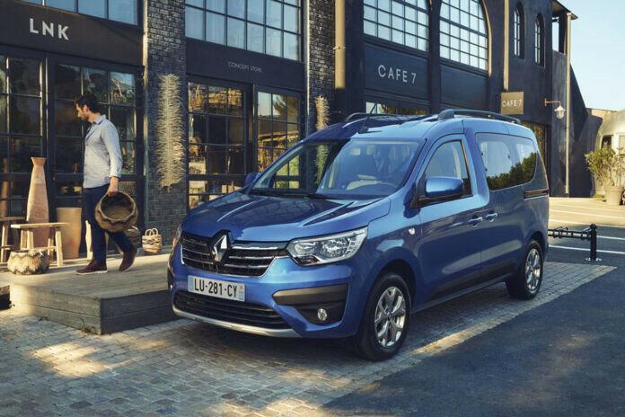 Renault представила новый компактвэн