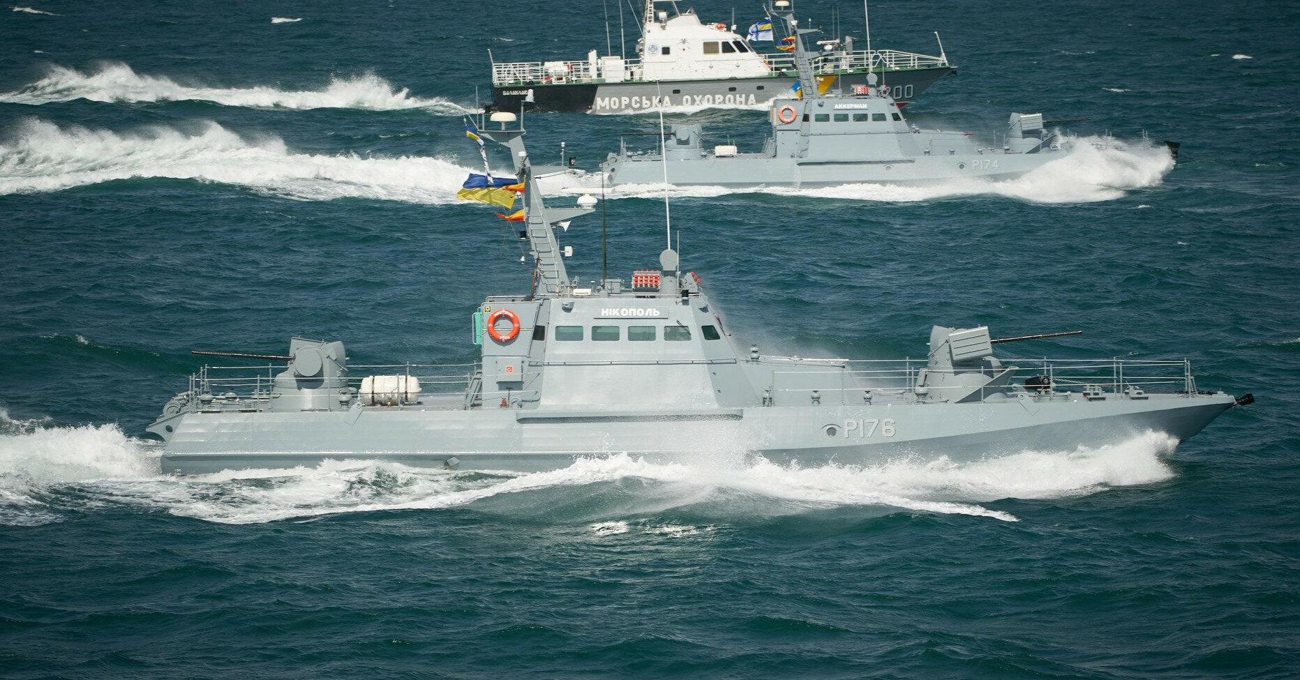 В Украине появилась доктрина ВМС ВСУ