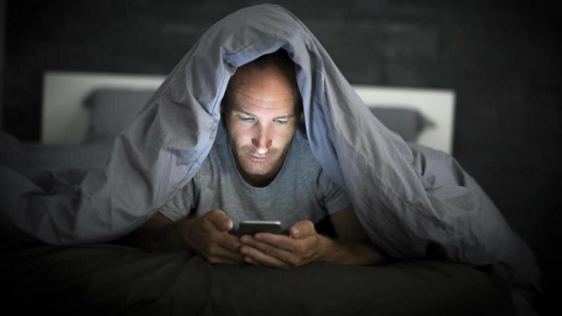 """Проблемы с засыпанием: сигнал """"психической перегрузки"""""""