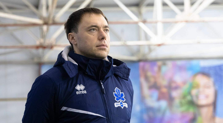 """Тренер ХК """"Сокол"""" Шафаренко: """"Выиграли битву характеров"""""""