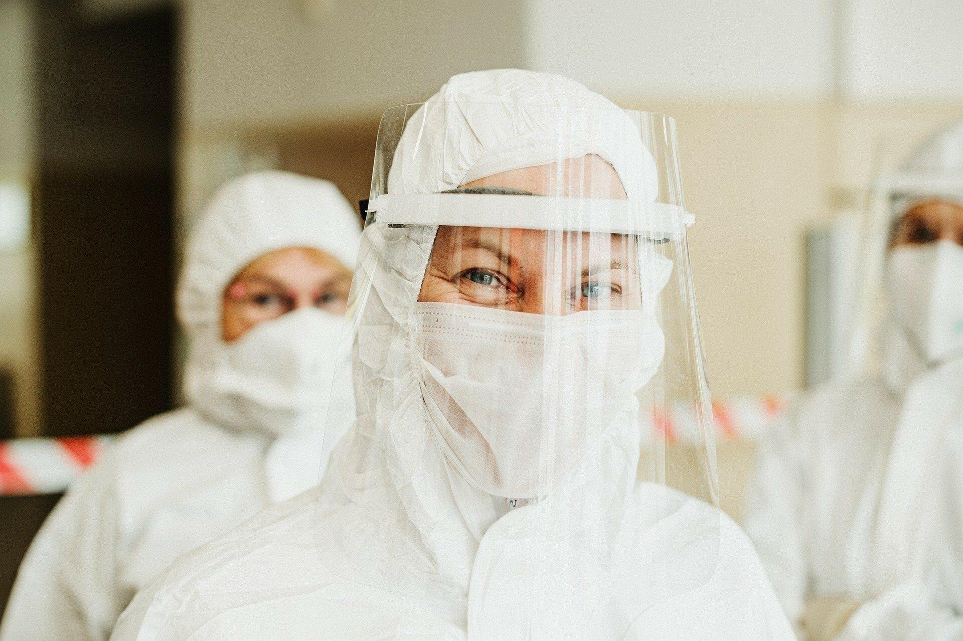 Киевские больницы для больных коронавирусом загружены под завязку