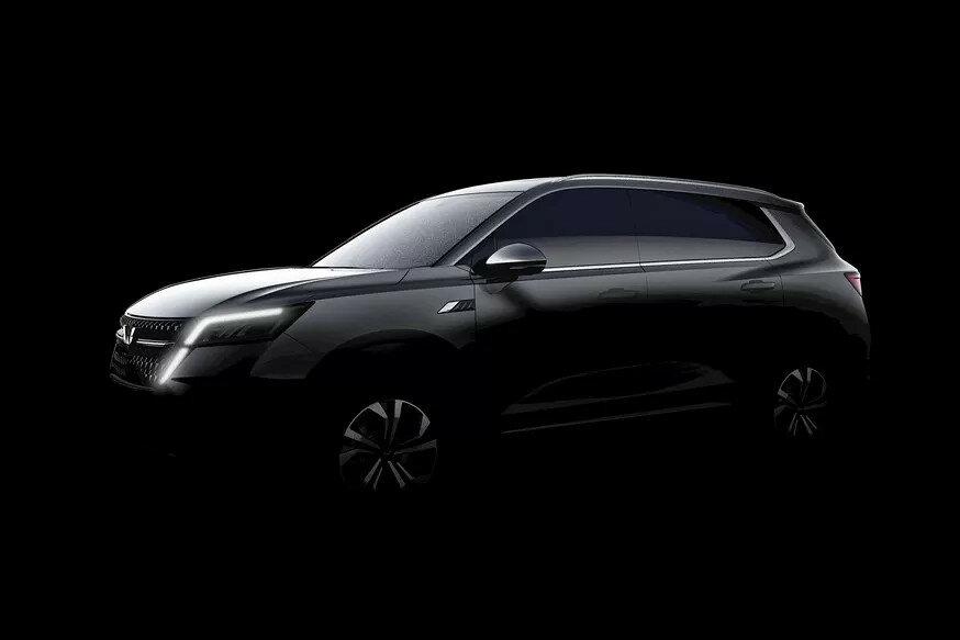 Глобальная модель GM и SAIC: ждали брутальный кроссовер, но к премьере готовят другой SUV