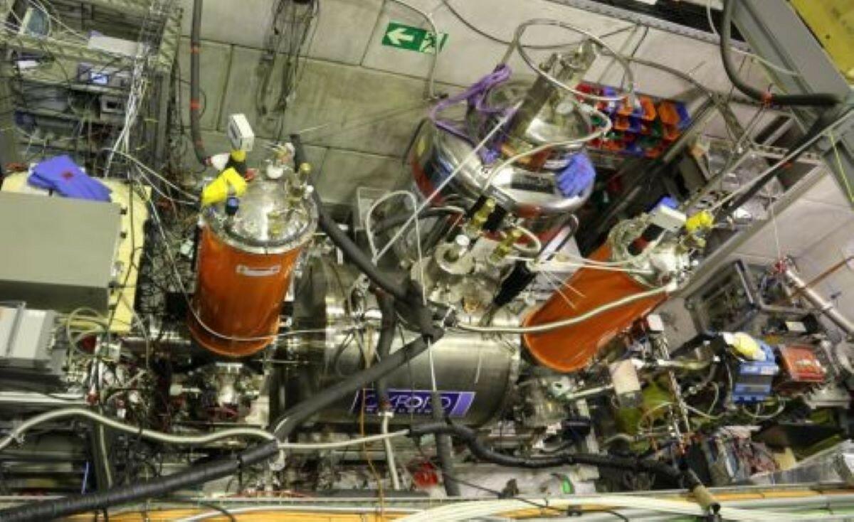 Ученые ЦЕРН создают ловушку для антиматерии