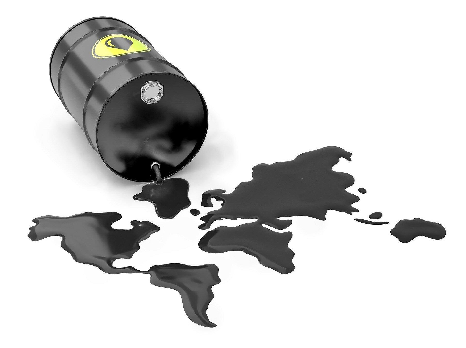 Цены на нефть падают, несмотря на благоприятные экономические перспективы