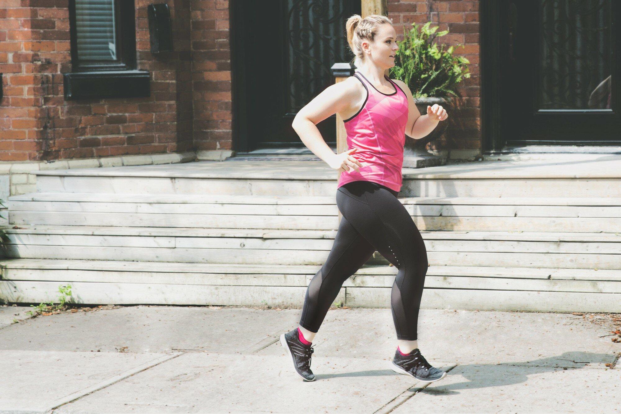 как лучше бегать чтобы похудеть
