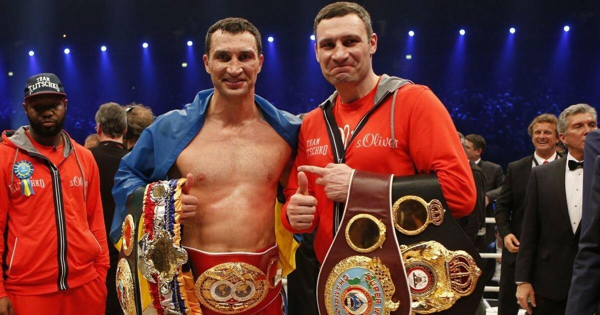 Виталий Кличко - в списке лучших чемпионов в истории супертяжелого веса