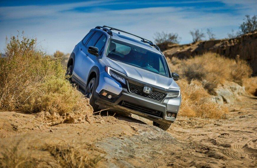 Новые внедорожники Honda: что известно о моделях
