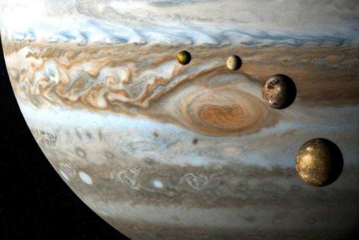 Ученые планируют полеты к Юпитеру и Сатурну на ядерной тяге