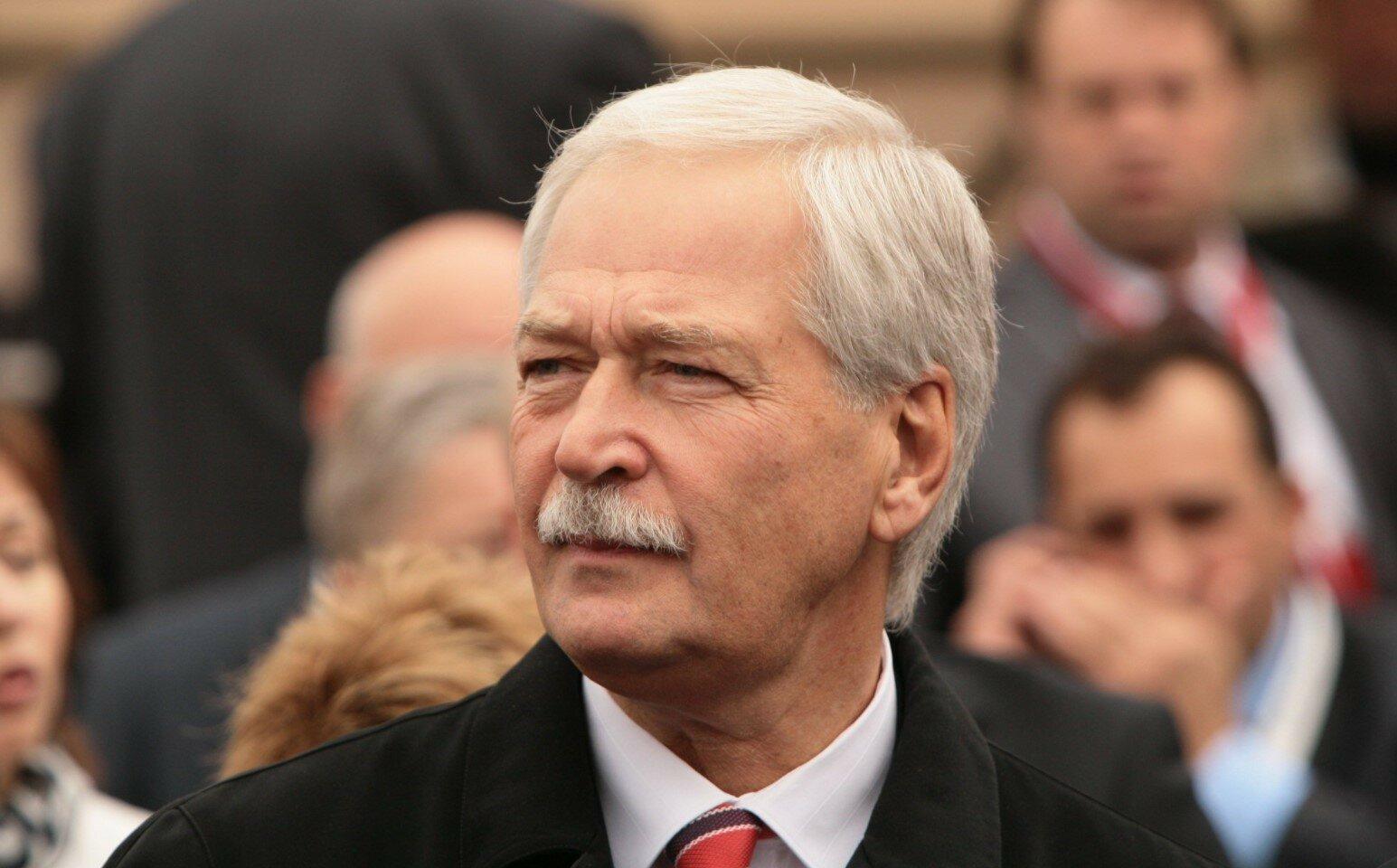 Результаты заседания ТКГ: Грызлов снова обвиняет Киев