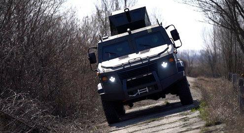В Украине создают новый внедорожник для военных: ВИДЕО