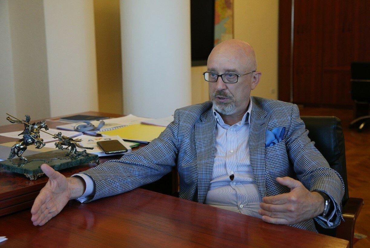 Министр Резников назвал условия поставок воды в Крым