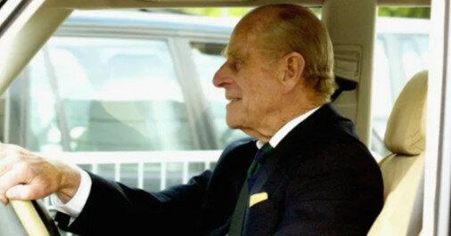 Машины принца Филиппа: что было в его автопарке