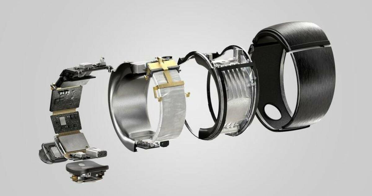 Vivo запатентовала кольцо для измерения веса