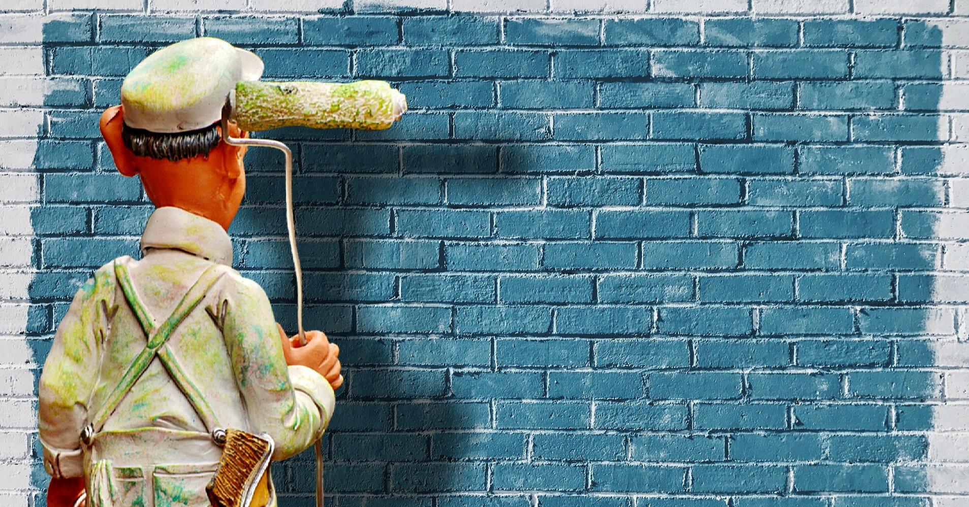 Как перекрасить стены, если вы никогда этого не делали: 5 шагов