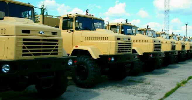 Стала известна сумма контракта между КрАЗом и США