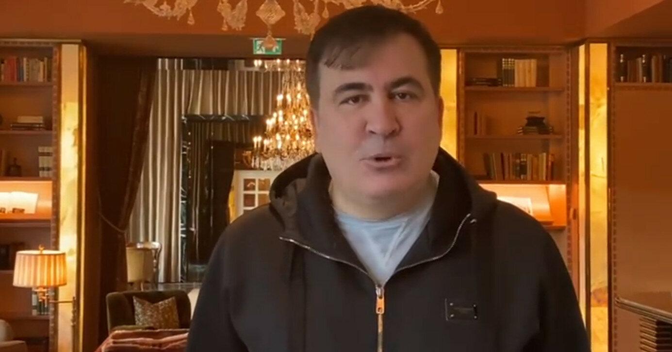Саакашвили рассказал, какой город хочет захватить Путин