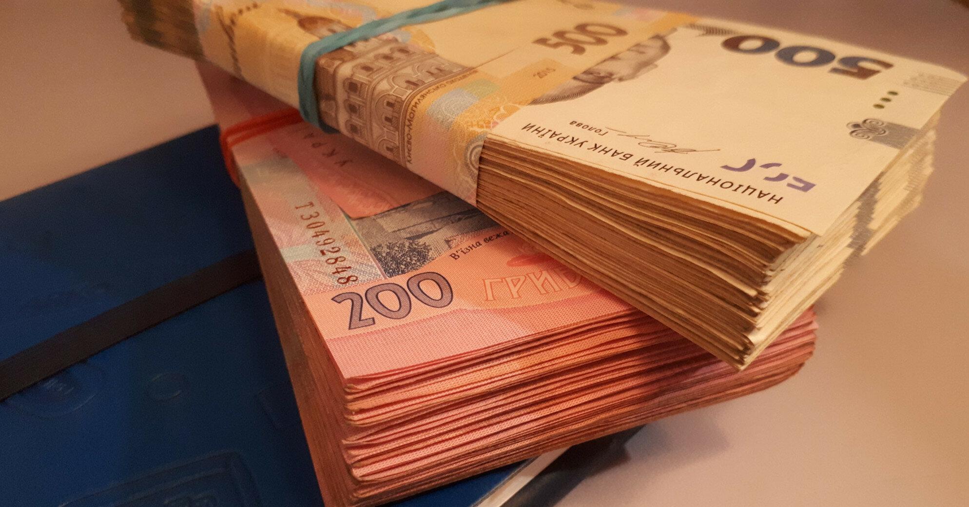 Иностранцы за неделю вложили в ОВГЗ Украины более 1 млрд грн