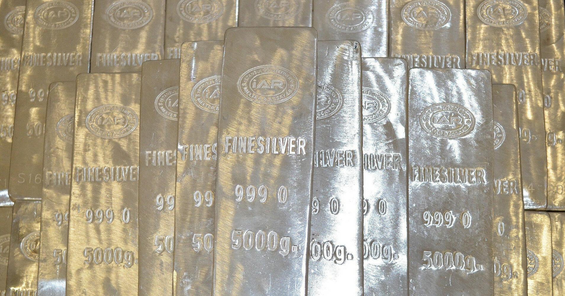 Дефицит серебра сорвал работу Монетного двора США