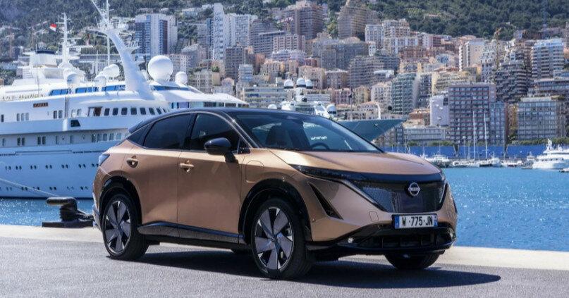 Новый кроссовер Nissan впервые появился на публике