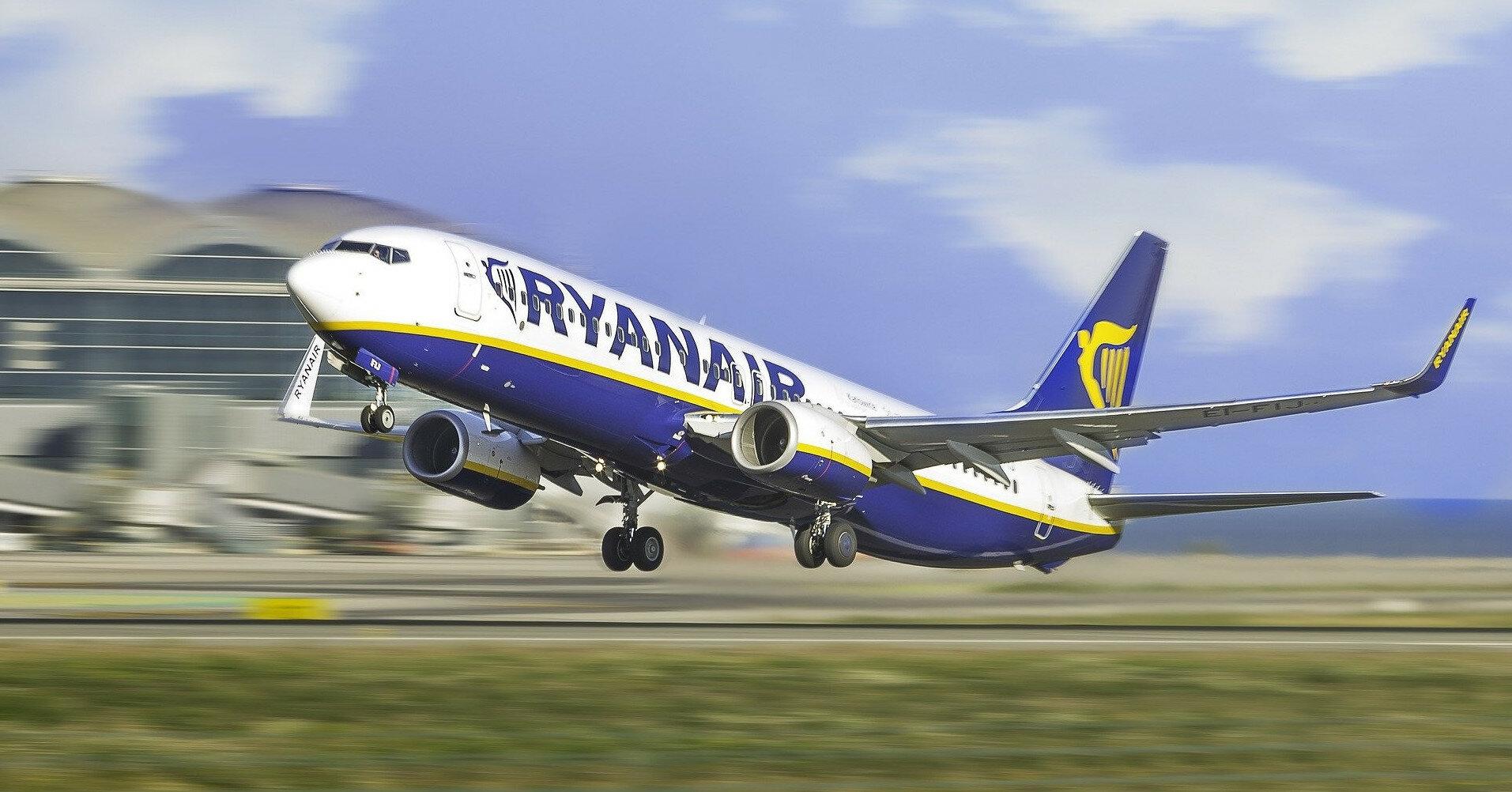 Самолет Ryanair совершил посадку в Берлине из-за сообщения о бомбе