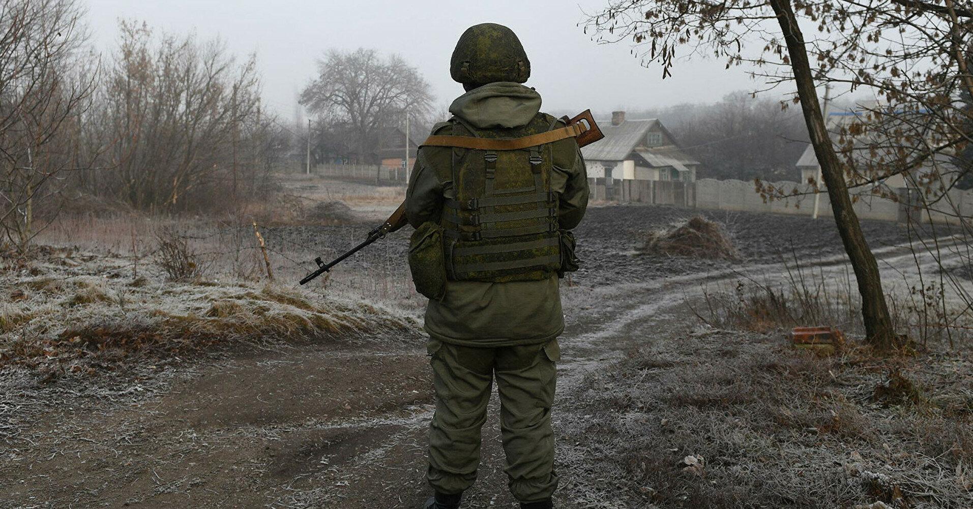 В Одесской области застрелился солдат ВСУ