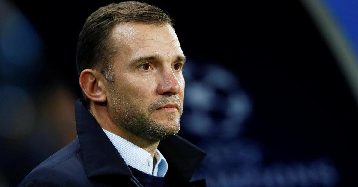 Шевченко намерен покинуть сборную Украины