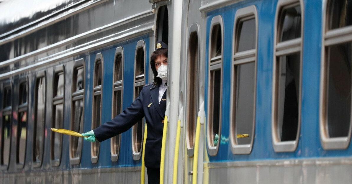 С 5 мая поезда по всей стране курсируют без ограничений