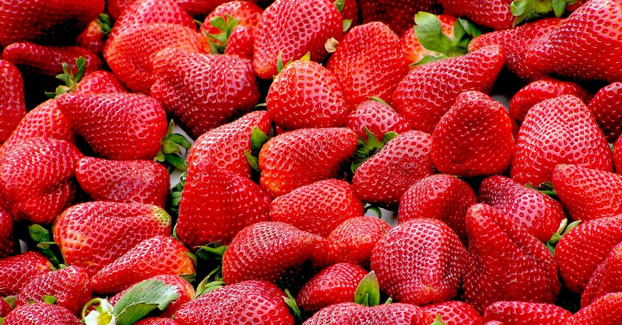 Худеем вкусно и витаминно: схема клубничного разгрузочного дня