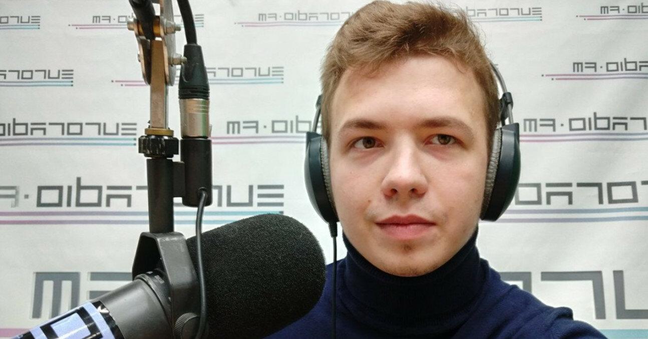 К Протасевичу впервые допустили адвоката