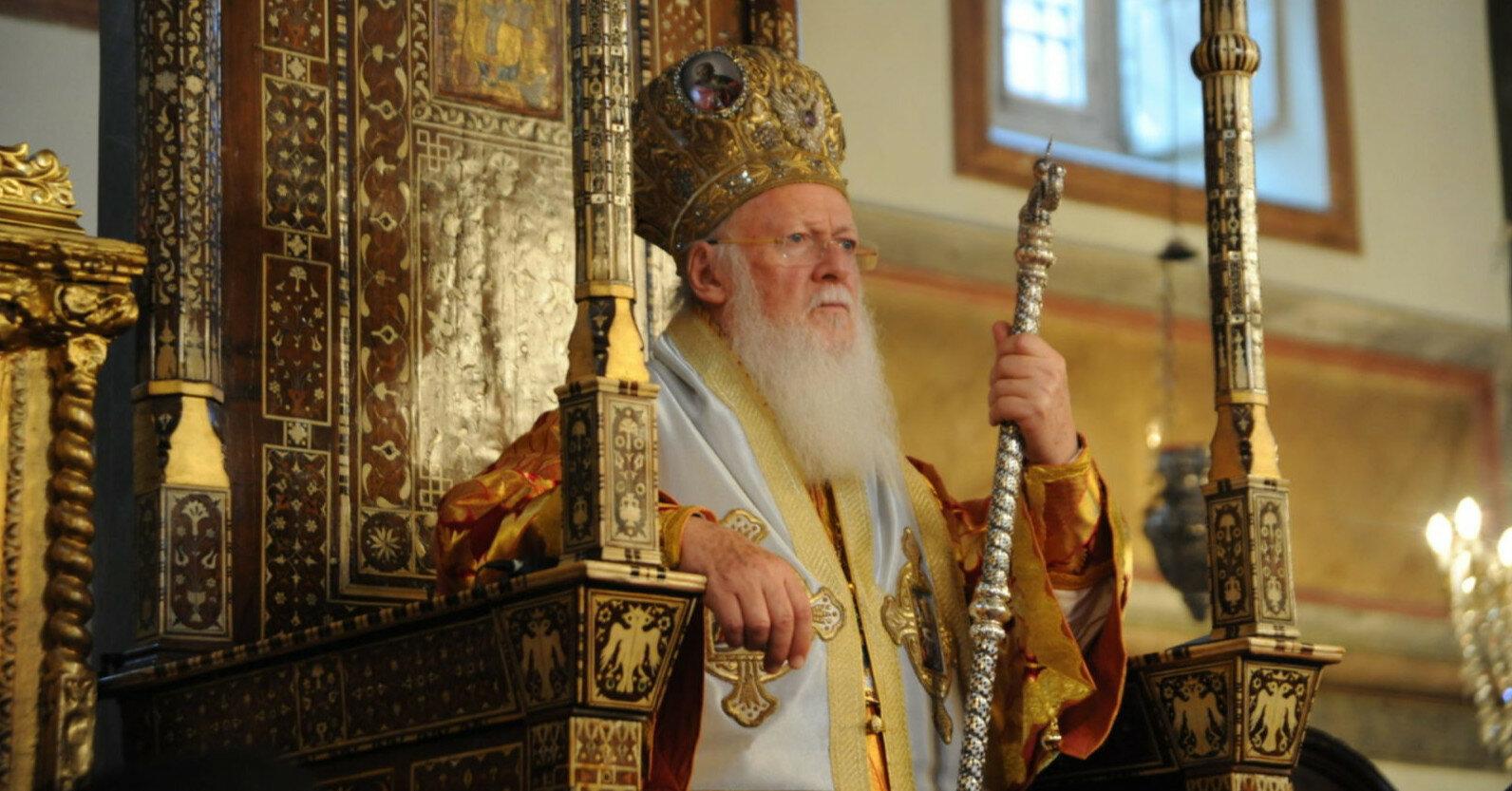 Вселенский патриарх Варфоломей посетит Украину